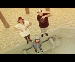 "Big B and The Dirty Heads video for ""Hangovers With You"""