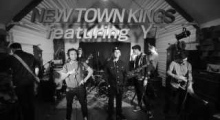 "New Town Kings featuring YT ""Luna Rosa"""