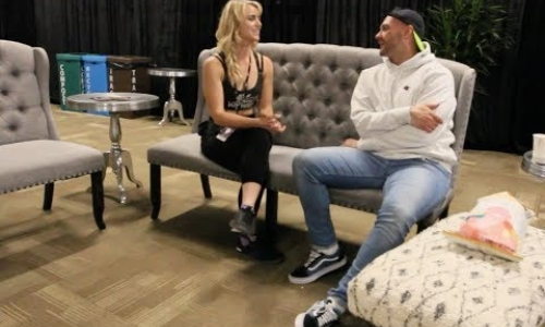 Sammy J sits down at Cali Roots 9