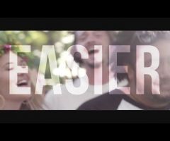 "SOJA ""Easier"" music video with J Boog & Anuhea"