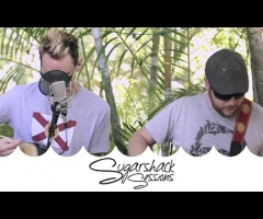 "Ballyhoo! acoustic performance of ""Diamonds"""