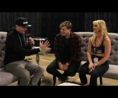 The Ries Brothers interview at Cali Roots 9