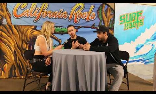 Kyle Smith sits down at Cali Roots 9
