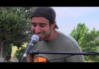 "Eric Rachmany ""Life On The Line"" acoustic session"