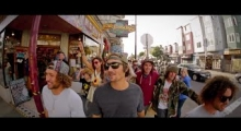 "Stick Figure ""Smiles on Faces"" music video"