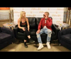 Catching up with Collie Buddz at Cali Roots 2017