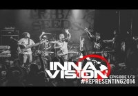 Representing 2014 tour with Inna Vision, New Kingston & Tribal Seeds