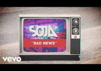 "New SOJA single ""Bad News"""