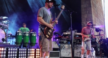 Slightly Stoopid at the Santa Barbara Bowl