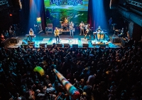Fortunate Youth at the Brooklyn Bowl Las Vegas