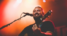 "Iration's acoustic ""Hotting Up Tour"" set"