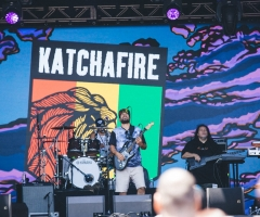 An interview with Katchafire's Logan Bell