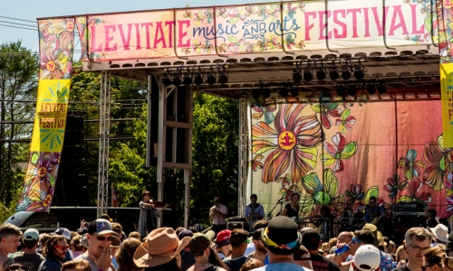 Levitate 2018: Day One