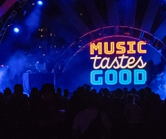 Music Tastes Good 2018: Day One