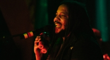 Stephen Marley at LA's The Roxy Theatre