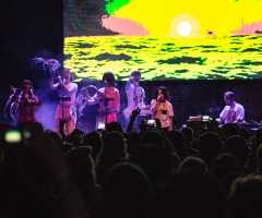 Superorganism at San Diego's Music Box