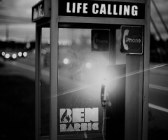 "Ben Barbic answers in ""Life Calling"" single"