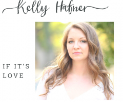 "WORLD TRACK PREMIERE: Kelly Hafner ""Give Light"""