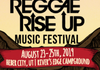 Reggae Rise Up Utah 2019 revealed