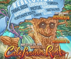California Roots 2016: Round 1 artist announcement
