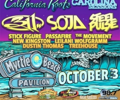 California Roots: The Carolina Sessions 2015
