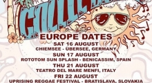 Collie Buddz 2014 Europe dates