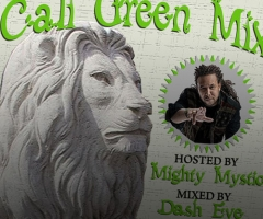 """Cali Green Mix"" by Mighty Mystic"