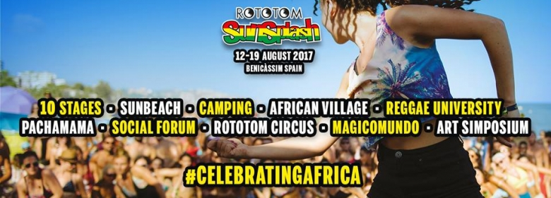 The 24th Annual Rototom Sunsplash