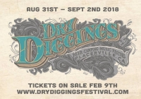 3rd Annual Dry Diggings Festival takes shape