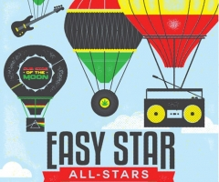 Easy Star All-Stars Spring Tour 2016