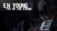 """Eye of the Storm"" new single by E.N Young"