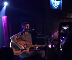 Eric Rachmany & HIRIE acoustic at Belly Up Tavern