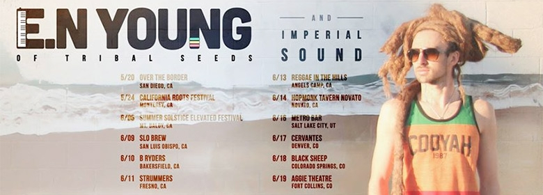 E.N Young and Imperial Sound show review