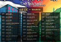 Don't Think Twice Tour with Fortunate Youth