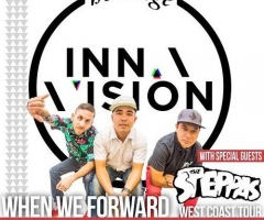 "Inna Vision's ""When We Forward"" summer tour"