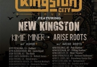 "New Kingston's 2015 ""Kingston City Tour"""