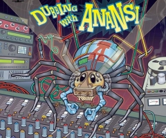 "Mad Professor's new album ""Dubbing with Anansi"""