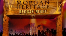 "New single ""Reggae Night"" from Morgan Heritage"