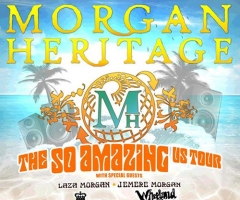 Morgan Heritage US summer tour