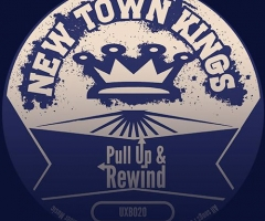 New Town Kings EP 'Pull Up and Rewind' review