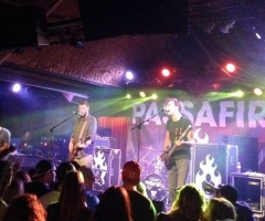 Passafire rocks out Solana Beach, CA