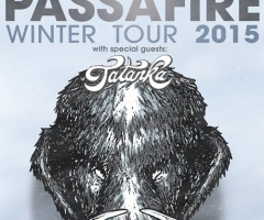 Passafire winter tour 2015