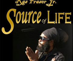 "Ras Fraser Jr. releases ""Source of Life"" single"