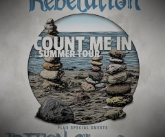 Rebelution's Count Me In 2014 tour