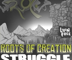 The art of Struggle from Roots of Creation