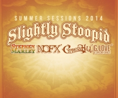 Slightly Stoopid's Summer Sessions tour review