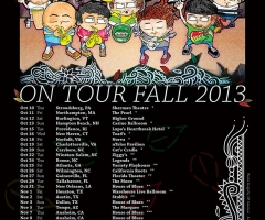 SOJA announces Fall 2013 tour dates