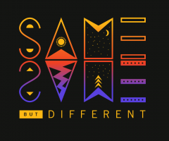 Get stoked for Same Same But Different Fest