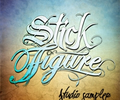 Free download of Stick Figure's Studio Sampler album