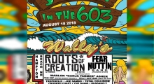 Roots of Creation presents Summer in the 603 Fest
